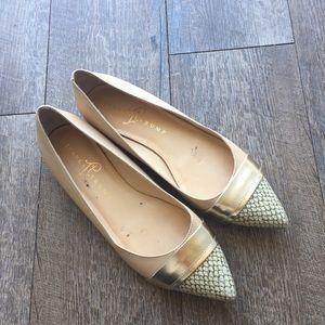 Ivanka Trump pointy toed flats size 7 1/2